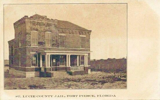 1900 County Jail